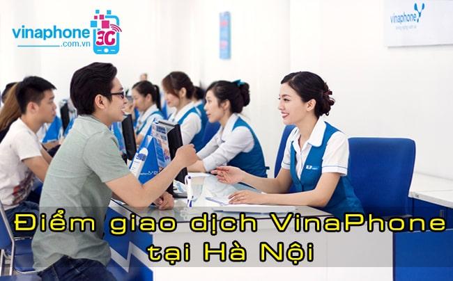 Cửa hàng vinaphone Hà Nội