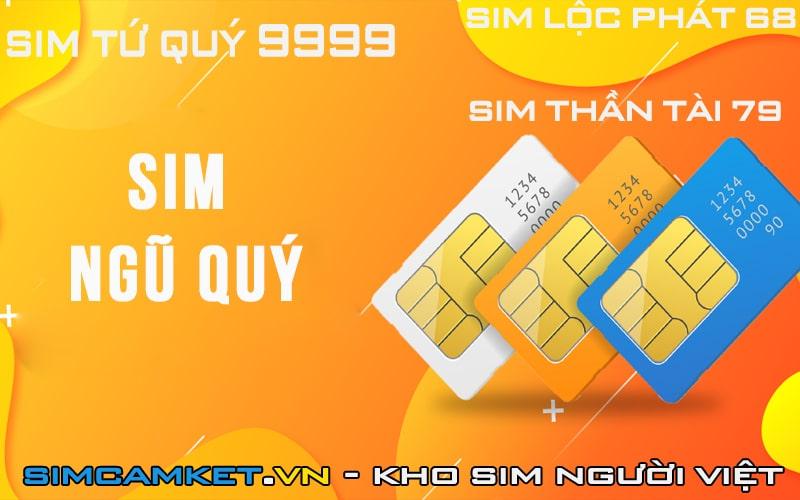 Website bán sim số đẹp làm Đại Lý và CTV cho SimCamKet.vn